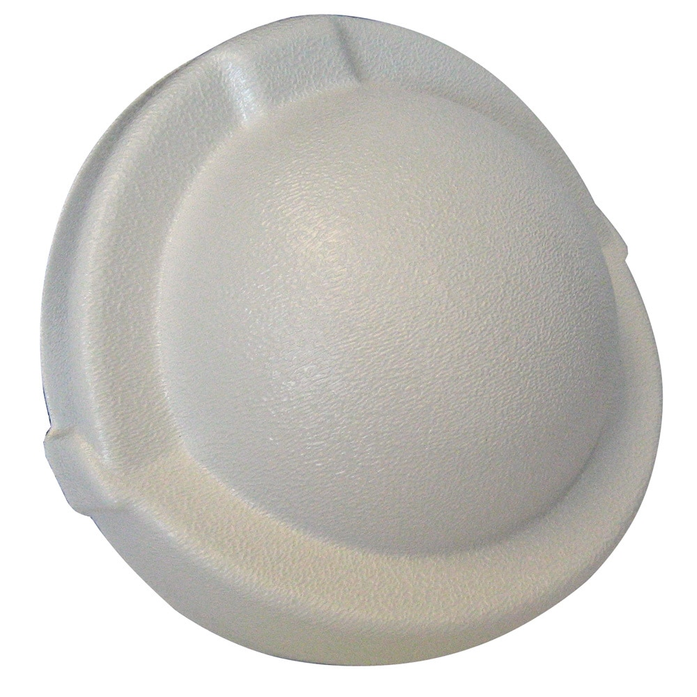 Ritchie H-71-C Helmsman Compass Cover - White - H-71-C
