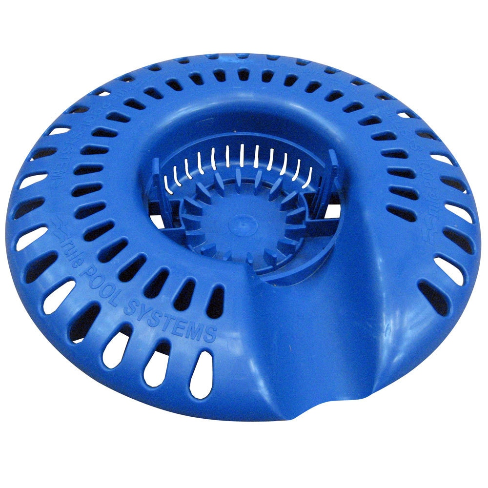 Rule Replacement Strainer Base f/Pool Cover Pump - 290