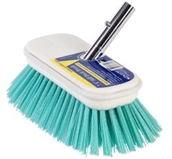 Swobbit SW77355 7.5' Stiff Brush - Blue
