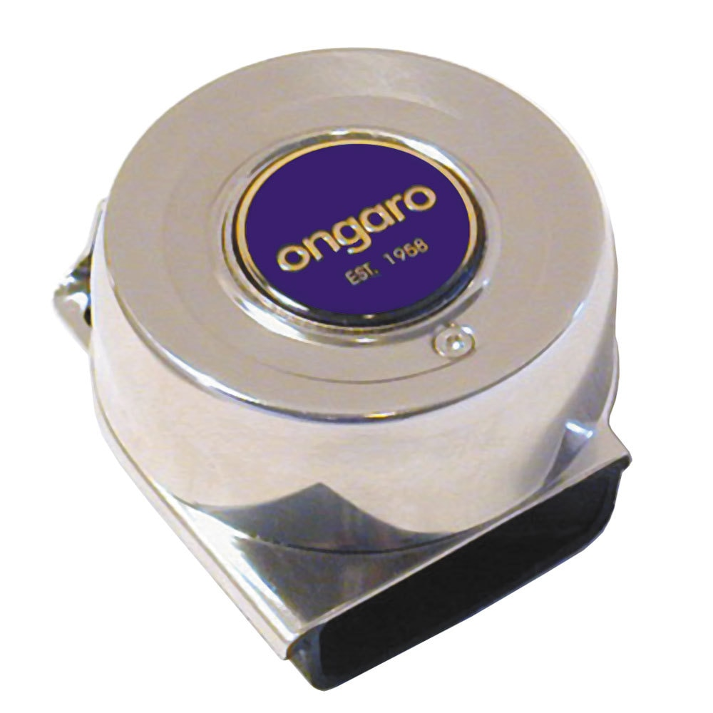Ongaro Mini Compact Single Horn - 12V - 10035