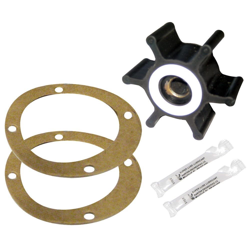RARITAN G13 IMPELLER W/ TEFLON WASHERS & PUMP GASKETS