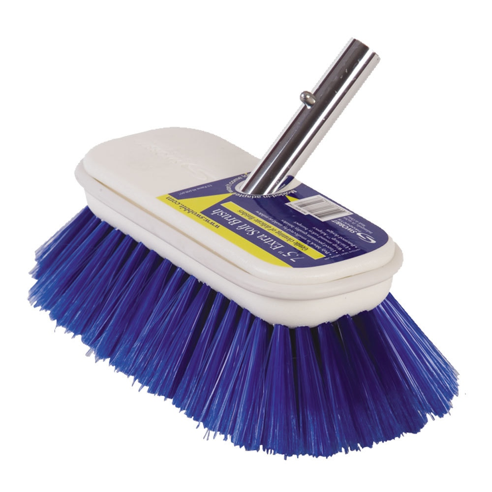 Swobbit SW77340 7.5' Extra Soft Brush