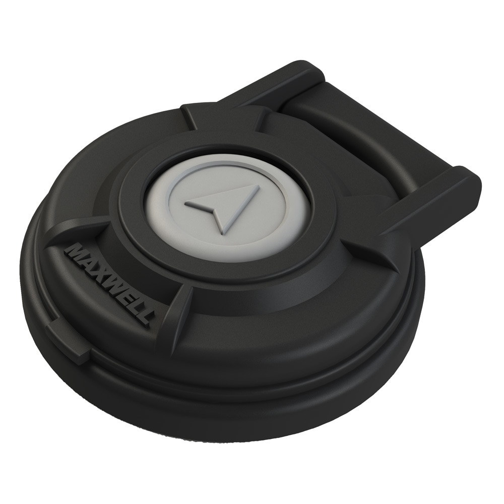 Maxwell Up/Down Footswitch - Compact, Black - P104810