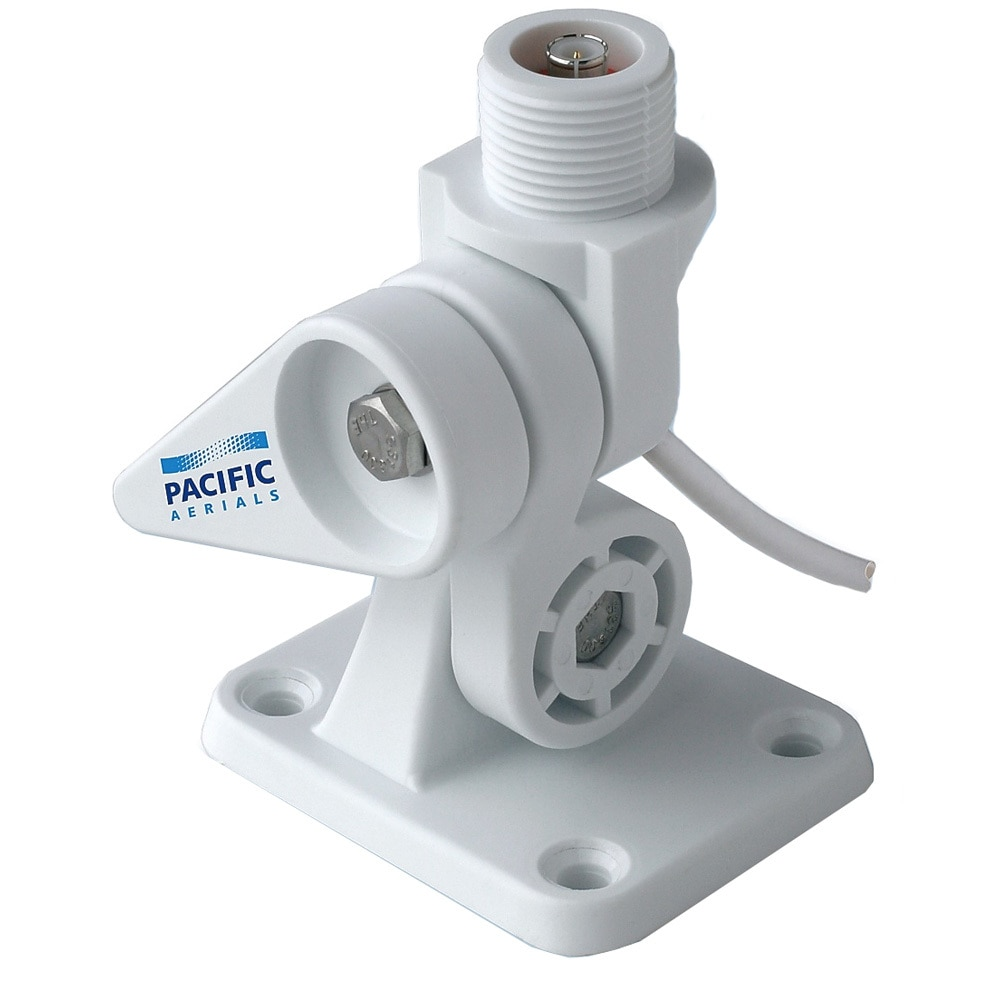 Pacific Aerials SeaMaster Pro Nylon VHF Ratchet Mount - P6111