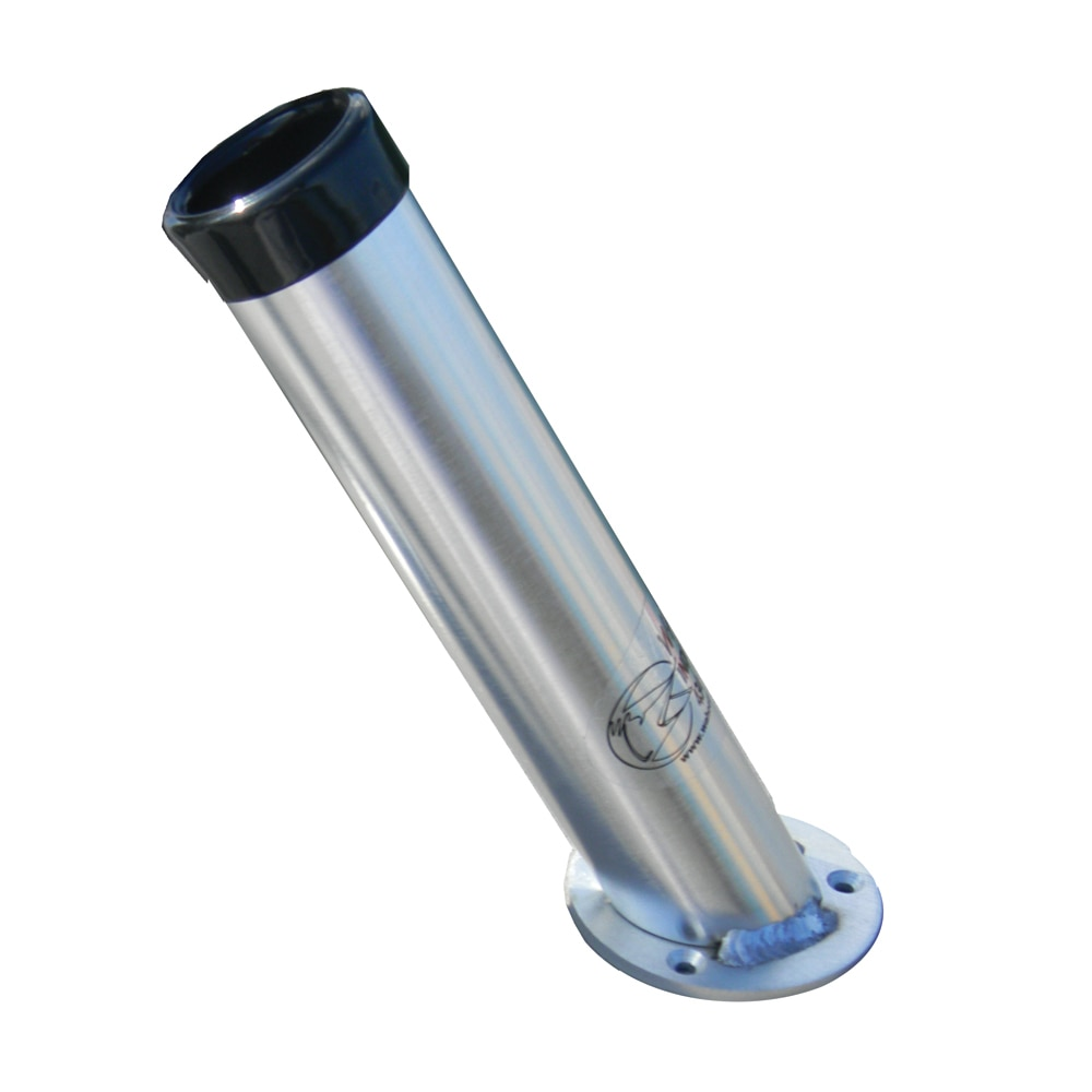 Wahoo Surface Mount Rod Holder - 30 Degree - Anodized - 101-30