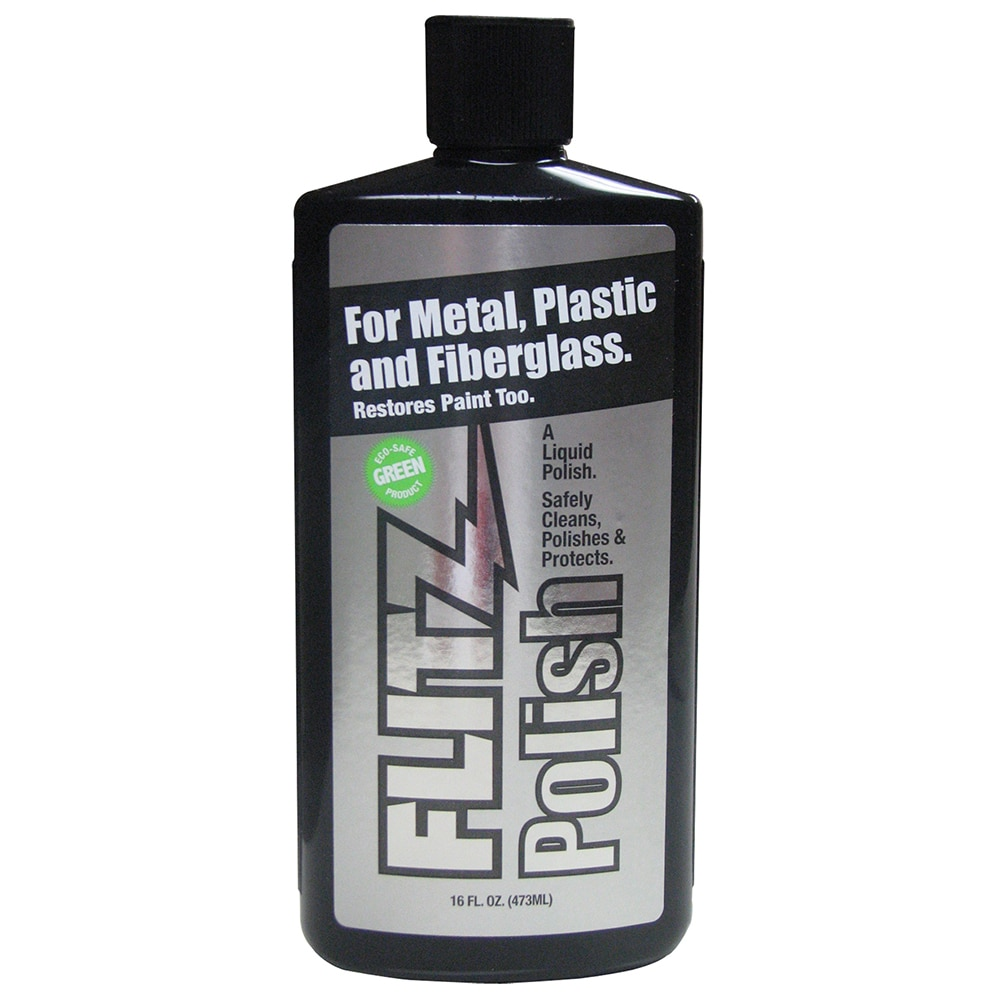 Flitz Polish - Liquid - 16 oz. Bottle - LQ 04506