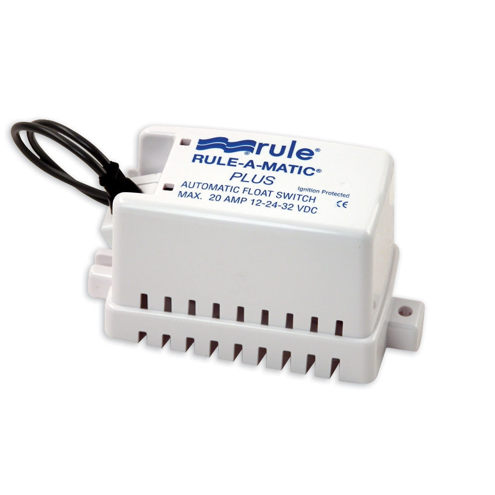 Rule Rule-A-Matic Plus Float Switch - 40A