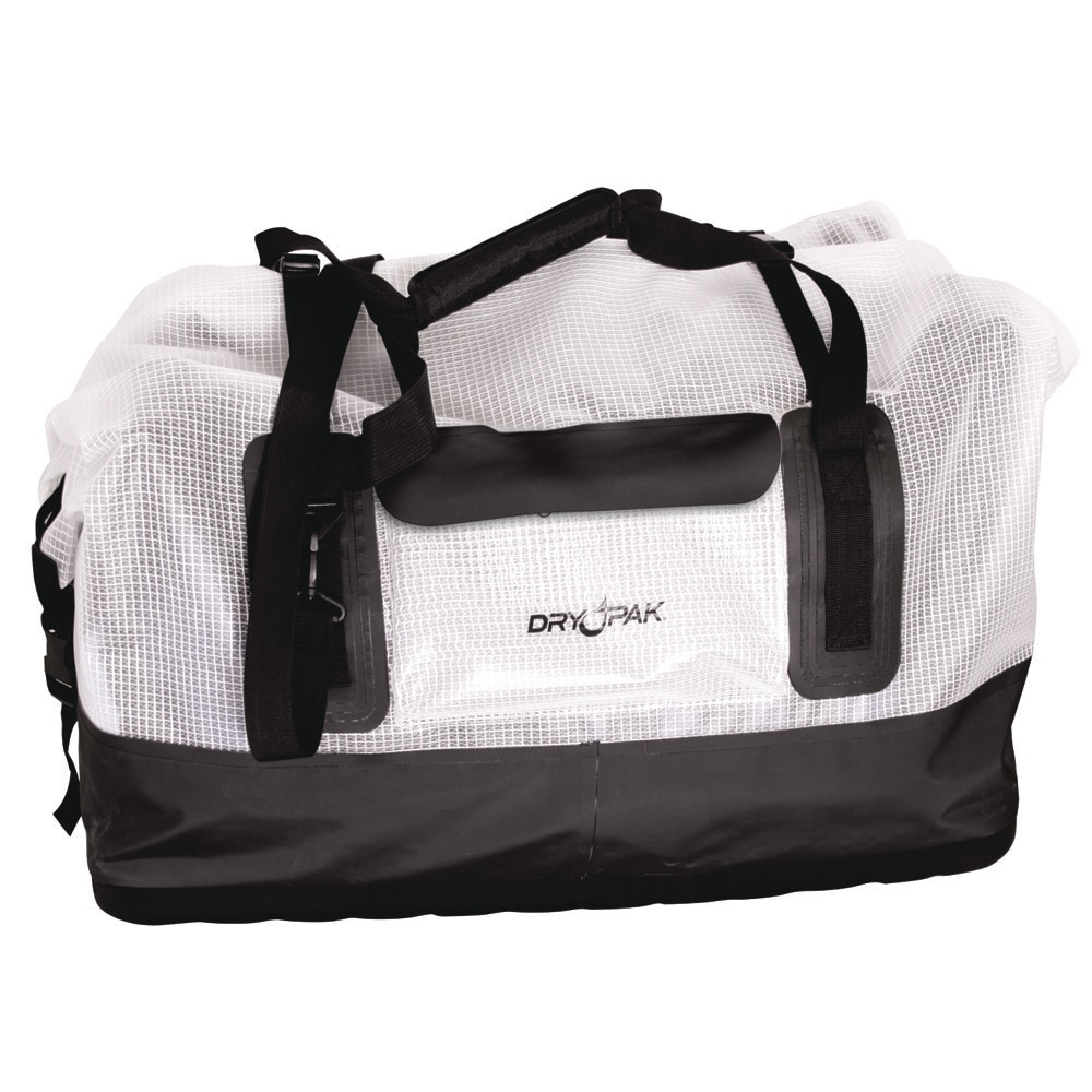Dry Pak Waterproof Duffel Bag Clear Large - DP-D1CL