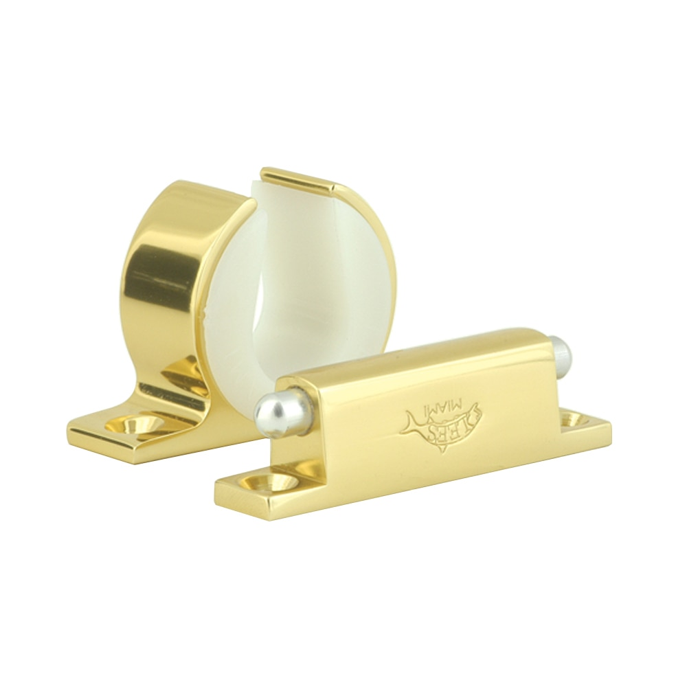 Lee's Rod and Reel Hanger Set - Penn 50VSX - Bright Gold - MC0075-1054