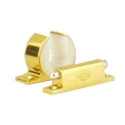 Lee's Tackle MC0075-1130 Rod and Reel Hanger Set - Penn International 130, 130H, 130S - Bright Gold