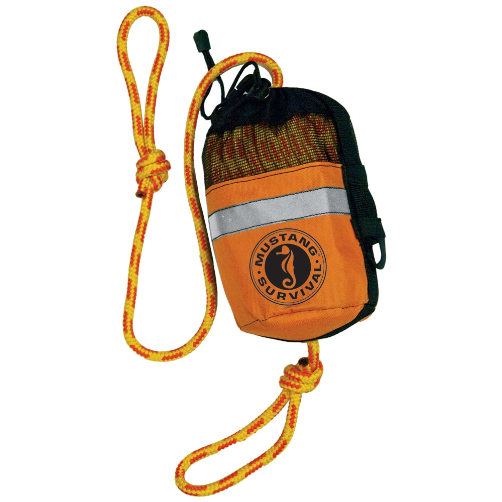 Mustang 75' Rescue Throw Bag - MRD075