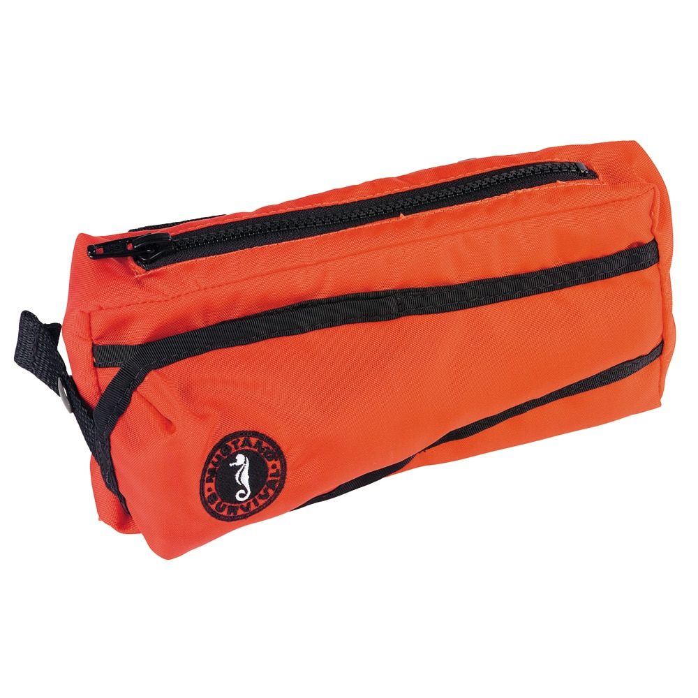 Mustang Utility Accessory Pouch f/Inflatable PFD's - Orange - MA6000-OR
