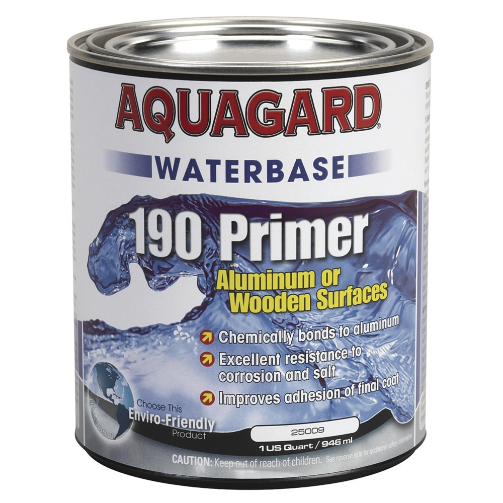 Aquagard 190 Primer Waterbased - Quart - 25009