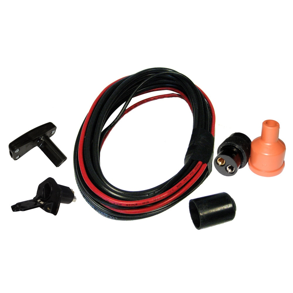 Powerwinch Universal Bumper Wiring Kit 6' f/Trailer Winches - P7702101AJ