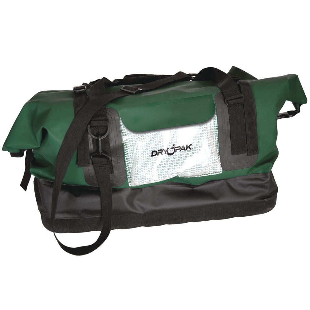 Dry Pak Waterproof Duffel Bag - XL Green - DP-D2GR