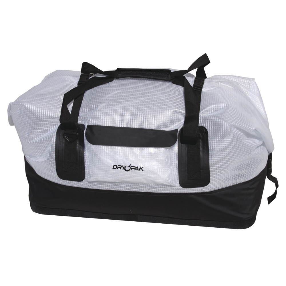 Dry Pak Waterproof Duffel Bag XL Clear - DP-D2CL