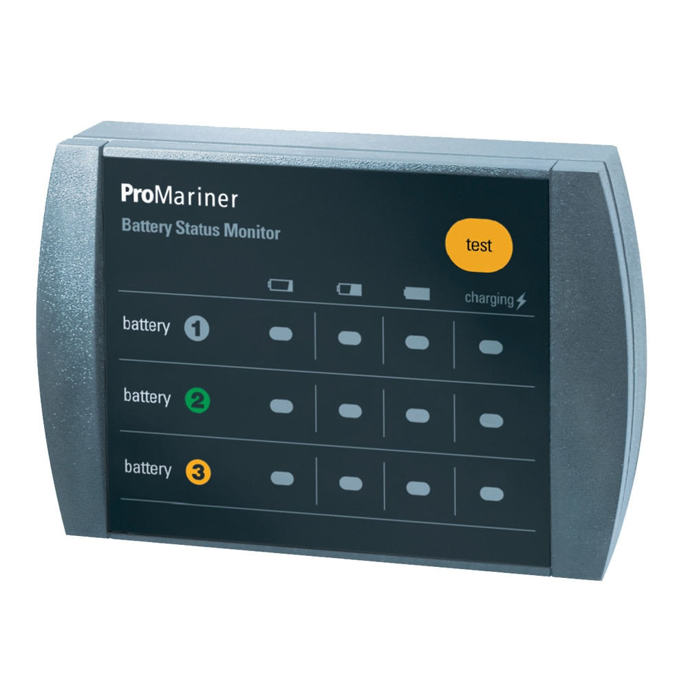 ProMariner Remote Bank Status Monitor Mite/Sport/Tournament - 51060