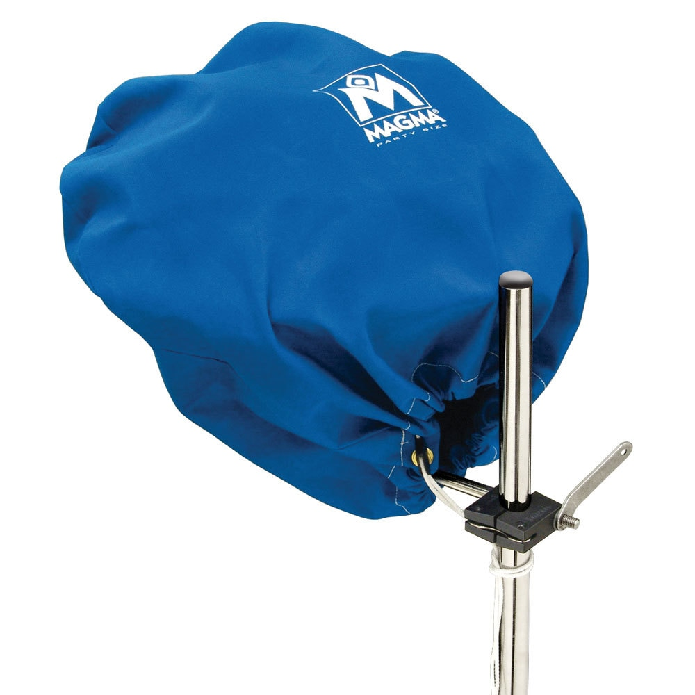 Magma Grill Cover for Kettle Grill - Party Size - Pacific Blue - A10-492PB