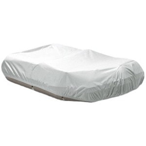 Dallas Manufacturing Co. Polyester Inflatable Boat Cover B - Fits Up To 10'6