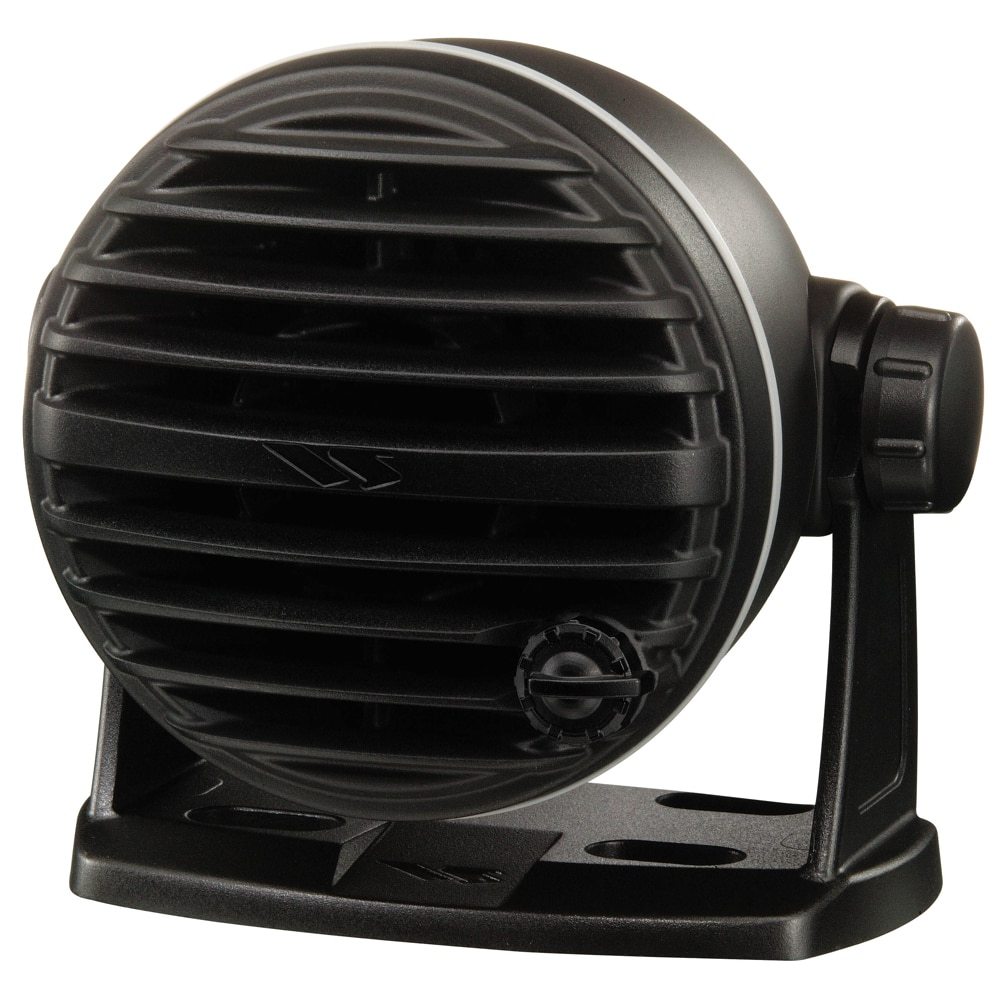 Standard Horizon 10W Amplified Black Extension Speaker - MLS-310B