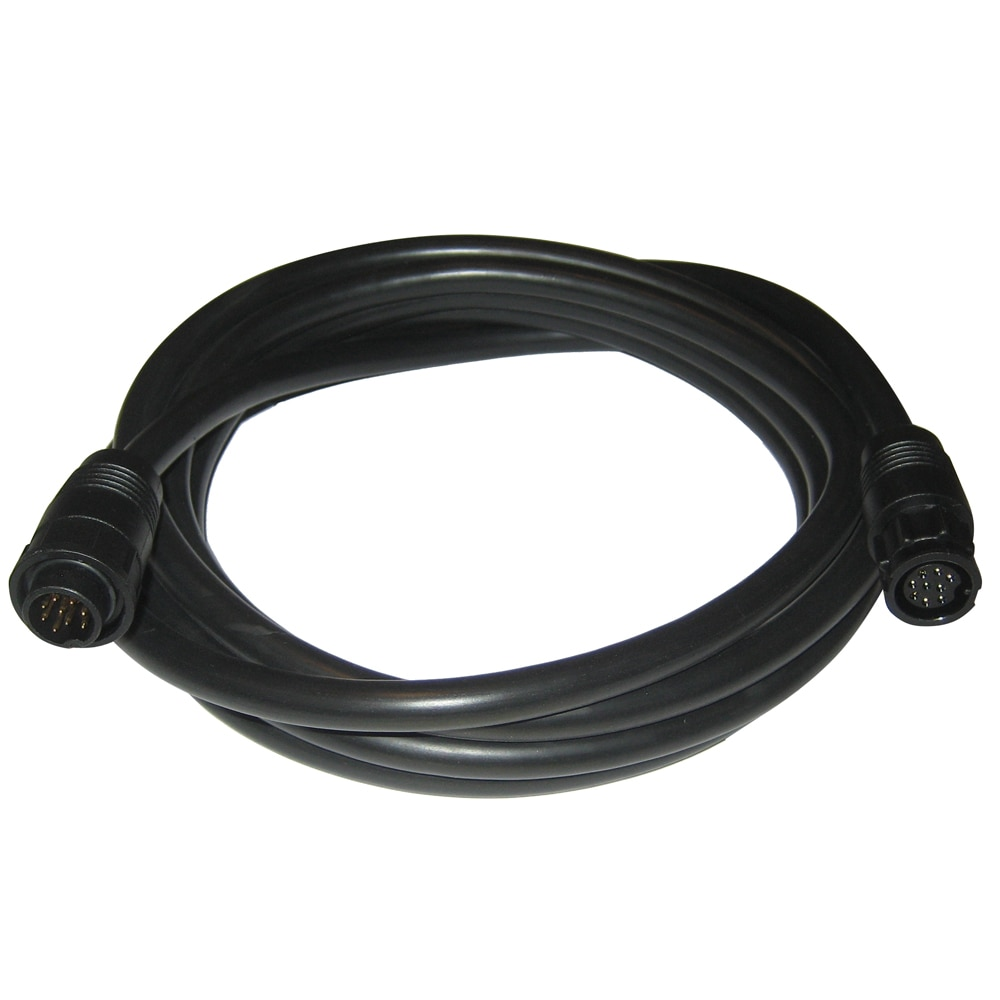Lowrance 10EX-BLK Extension Cable for The LSS-1 and LSS-2 Transducer - 99-006