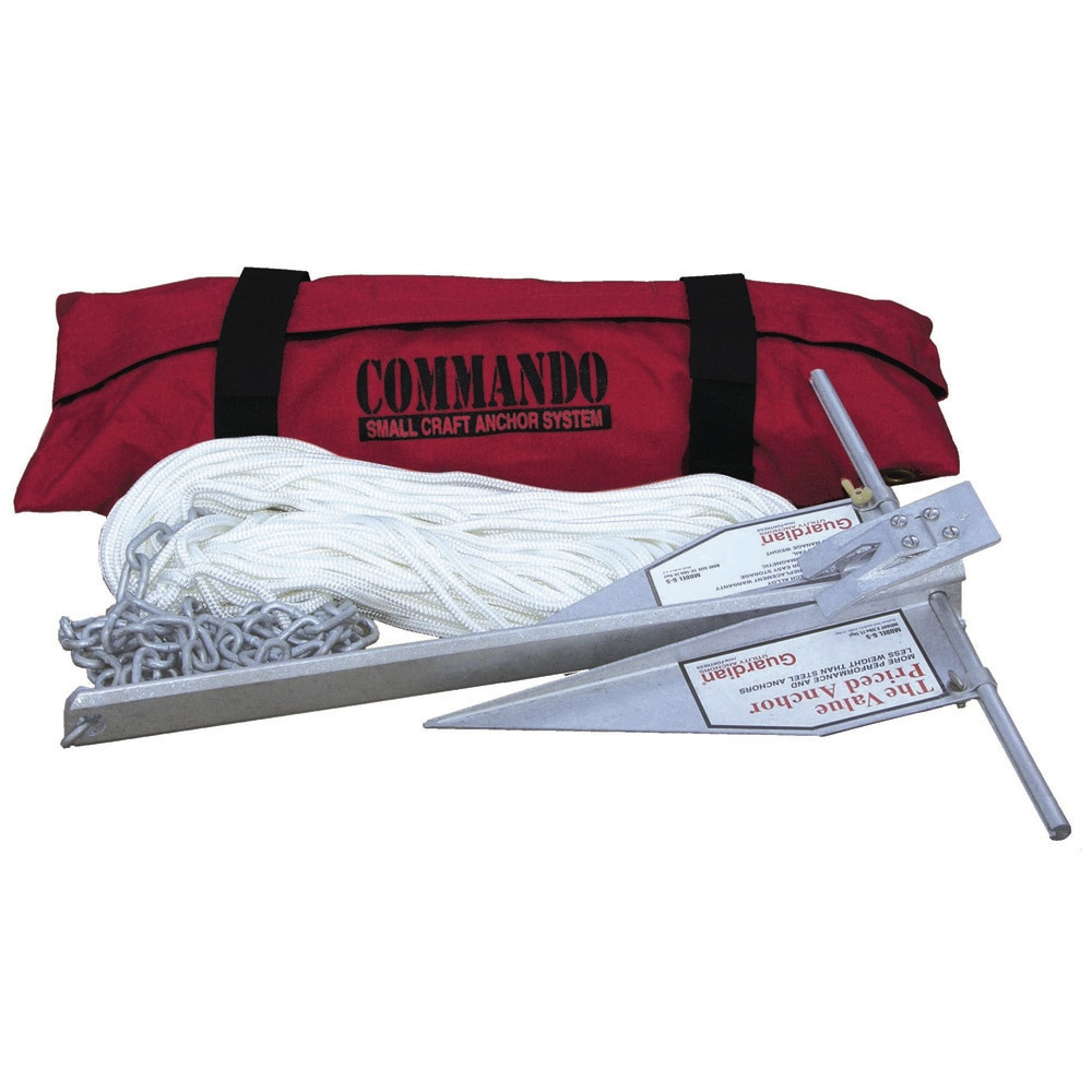 Fortress Commando Small Craft Anchoring System - C5-A
