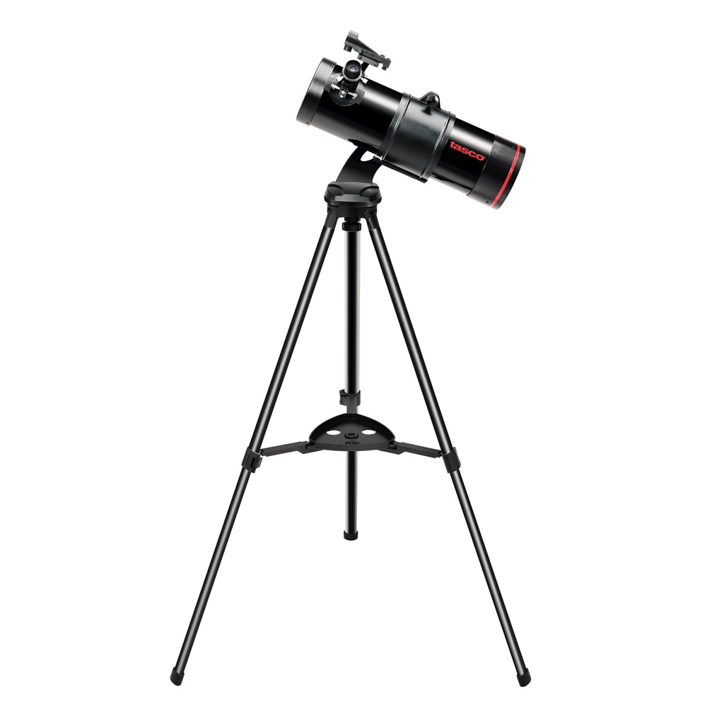 Tasco Spacestation 114mm Reflector ST Telescope - 49114500