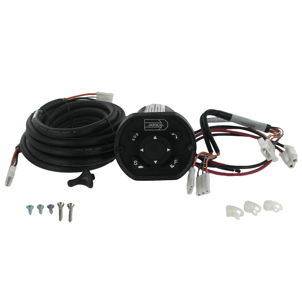Jabsco Second Control Kit f/63022-0012 - 64044-0000