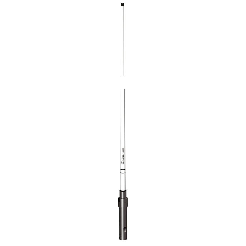 Shakespeare VHF 4' Phase III Antenna - 6400-R