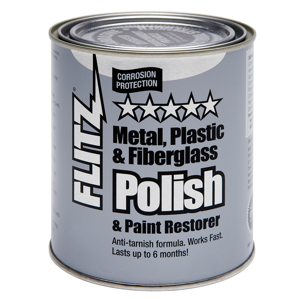Flitz Polish - Paste - 1 Gallon Can - CA 03588