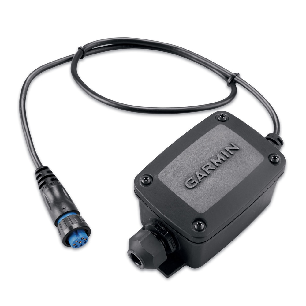 Garmin 8-Pin Female to Wire Block Adapter f/GSD 24 Only - 010-11613-00