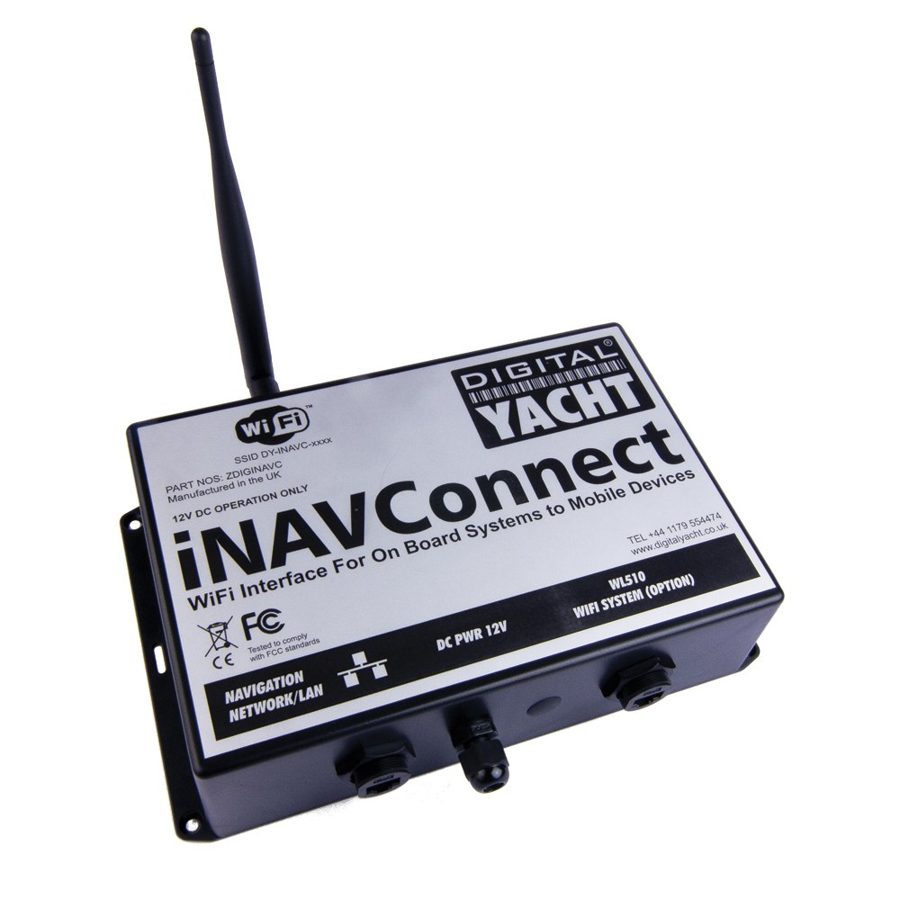 Digital Yacht iNAVConnect Wireless WiFi Router - ZDIGINC