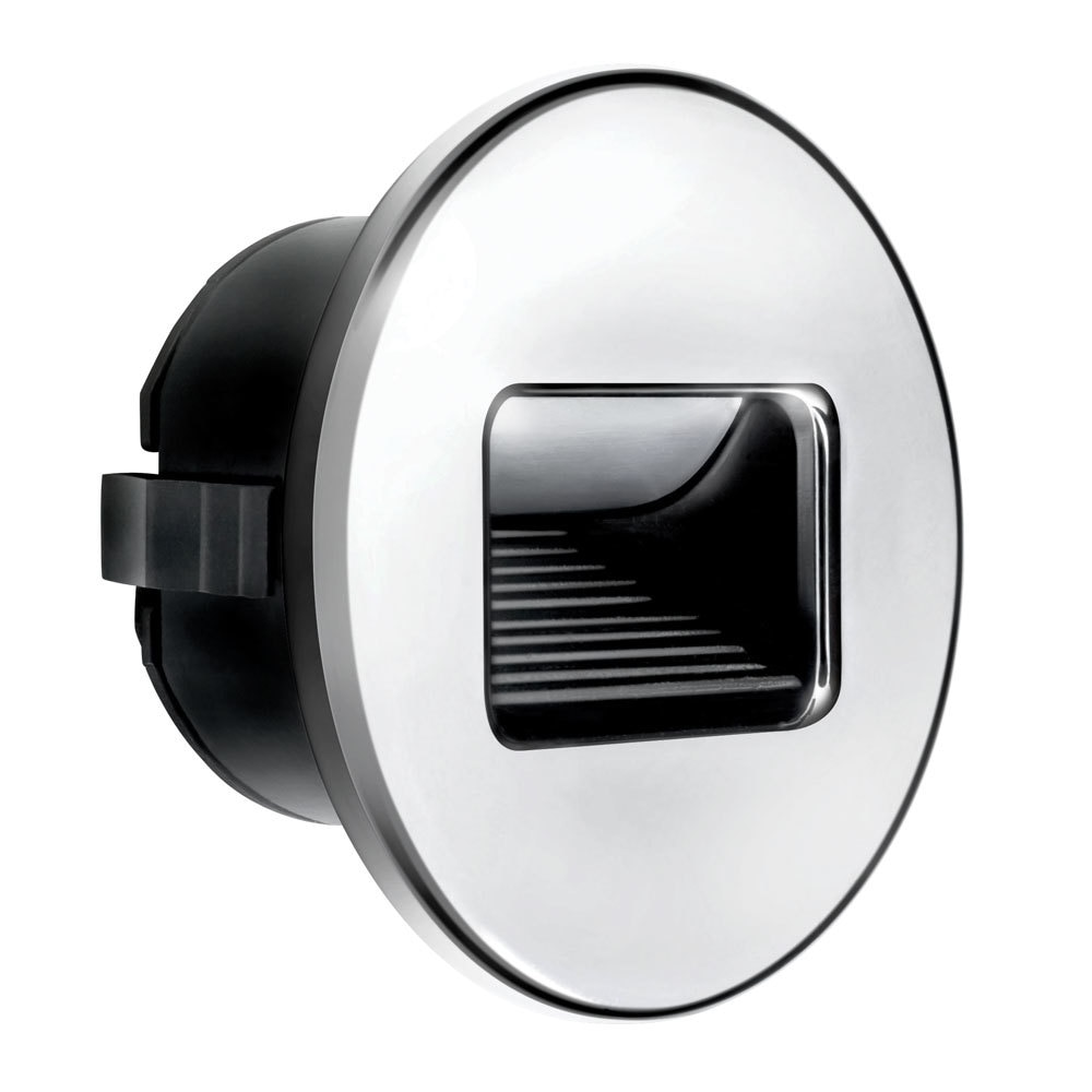 i2Systems Ember E1150 Snap-In Round Light - Warm White, Chrome Finish - E1150Z-11C03N