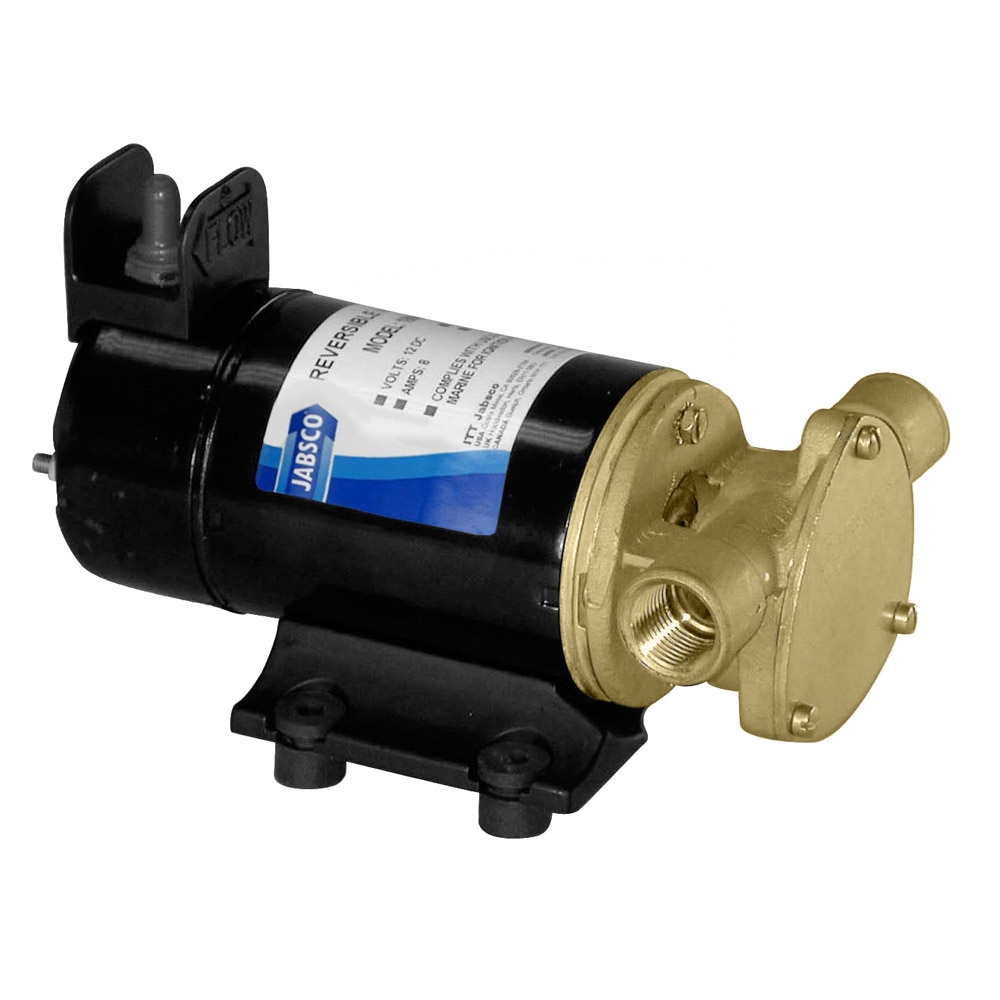 Jabsco Light Duty Reversible Diesel Transfer Pump - 18680-1000