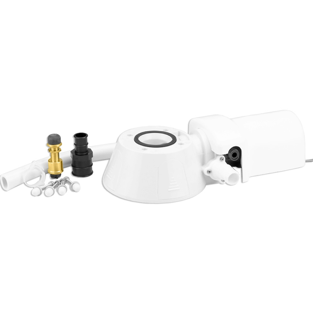 Jabsco Electric Toilet Conversion Kit - 12V - 37010-0092