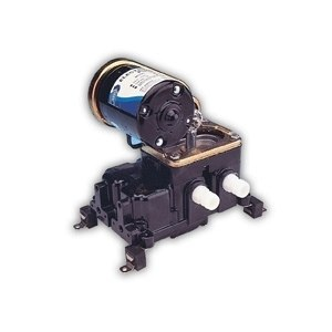 Jabsco 36600 Belt Driven Diaphragm Bilge Pump 24V - 36600-0010