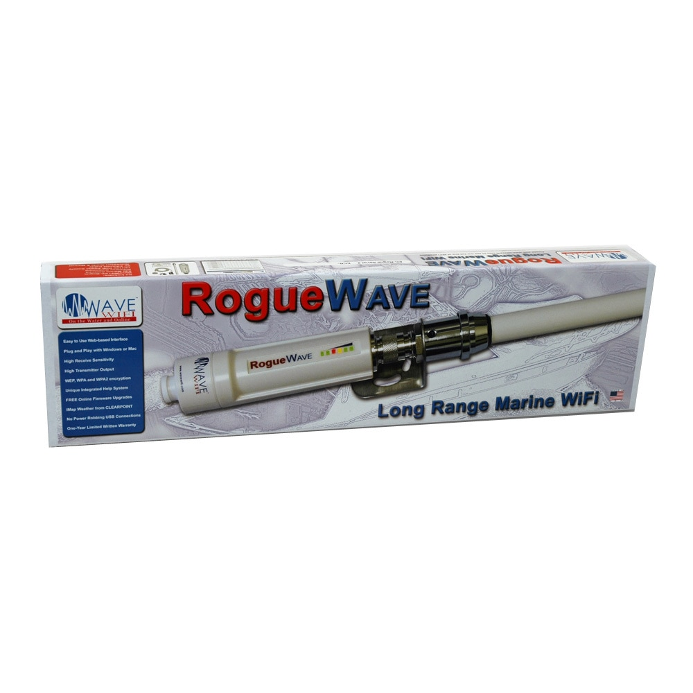 Wave  WiFi Rogue Wave Ultra Small WiFi Access System - ROGUE WAVE