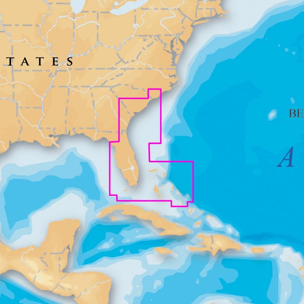 Navionics Platinum Plus 906PP - US Southeast and Bahamas - SD Card -  MSD/906P+| Anchor Express