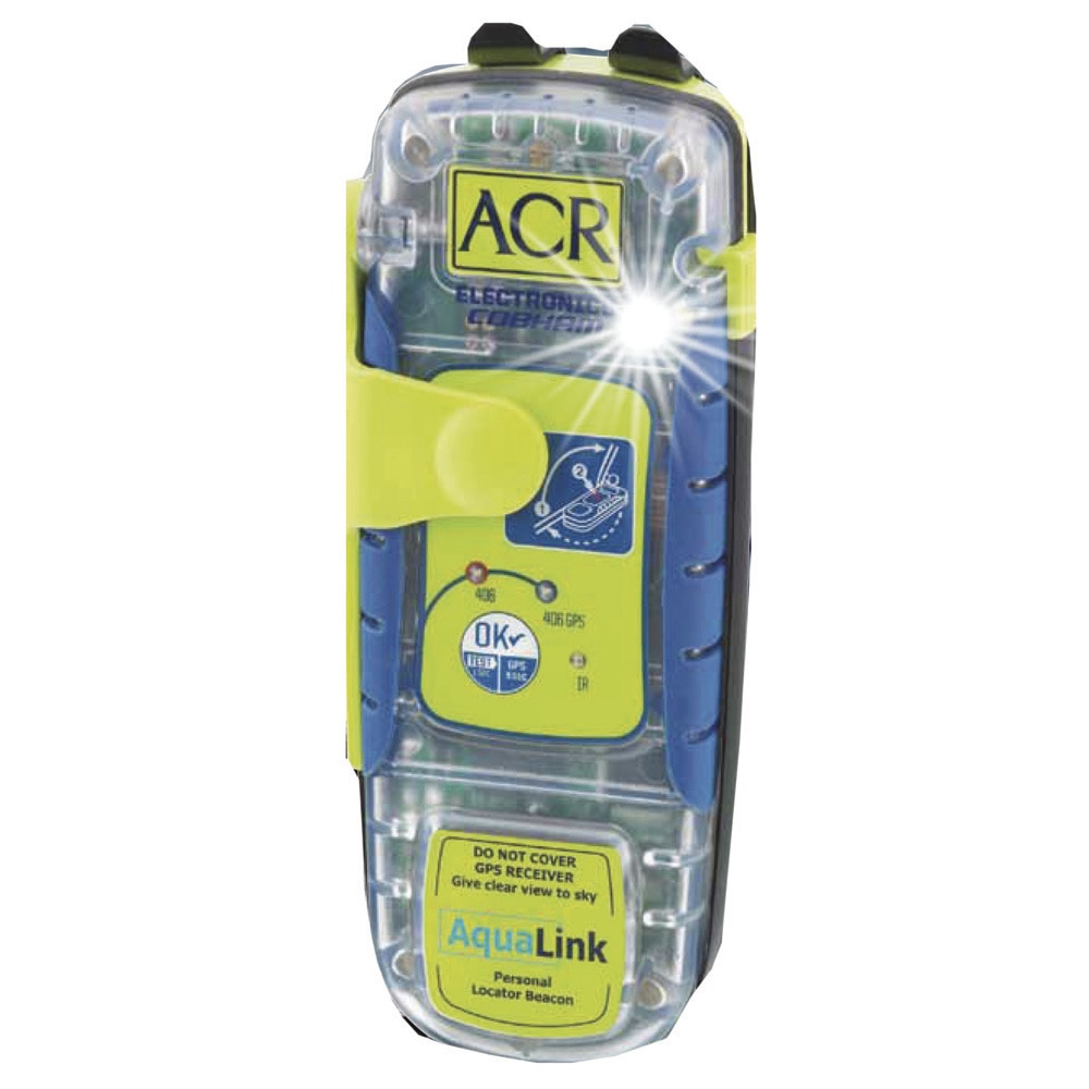 ACR AquaLink PLB - Personal Locator Beacon - 2882