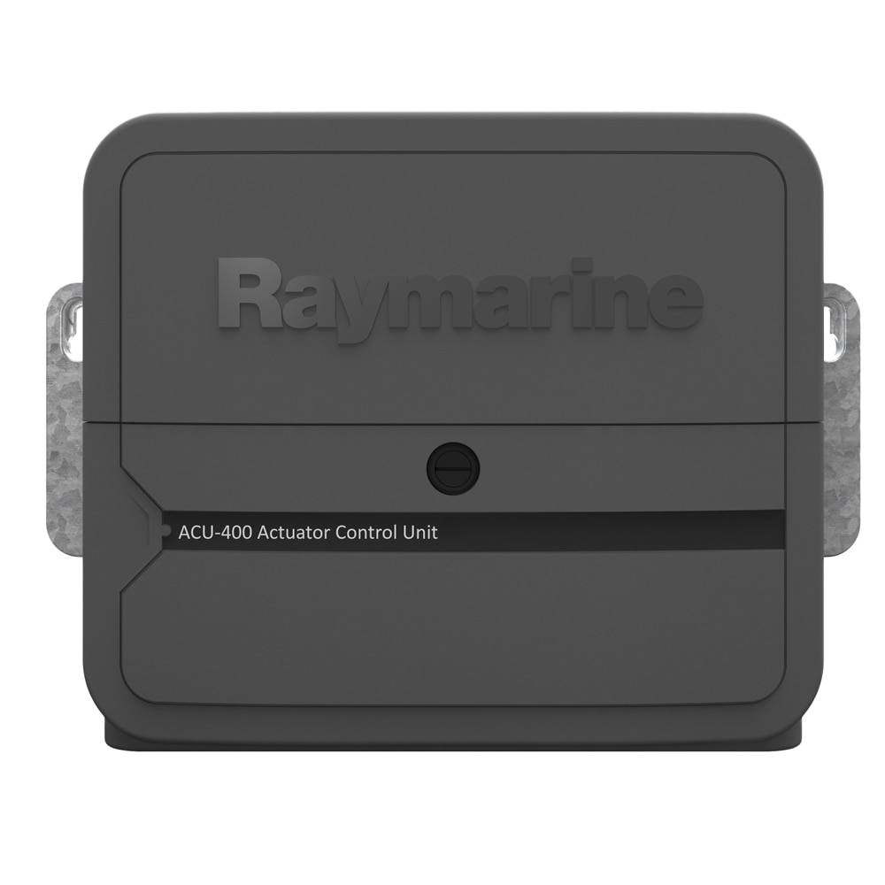 Raymarine ACU-400 Actuator Control Unit - Use Type 2 & 3 Hydraulic , Linear & Rotary Mechanical Drives - E70100