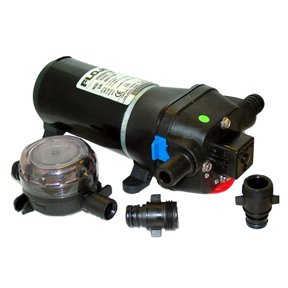 FloJet Heavy Duty Deck Wash Pump - 04325143A
