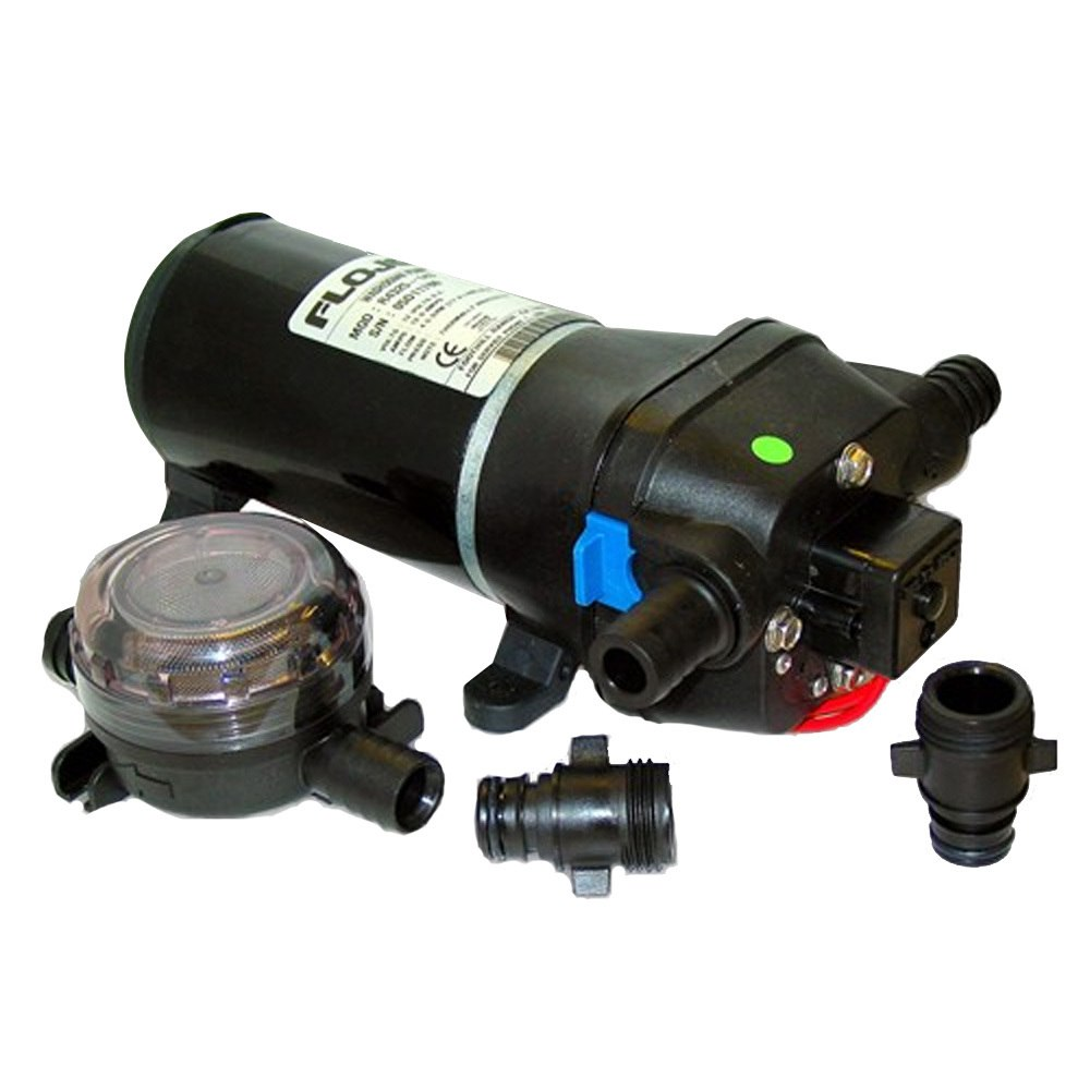 FloJet Heavy Duty Deck Wash Pump - 04325143L