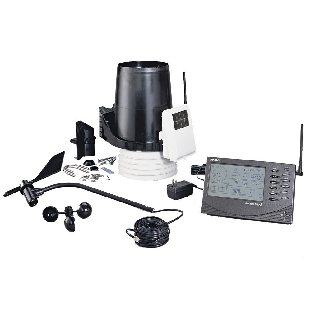Davis Vantage Pro2 Wireless Weather Station - 6152