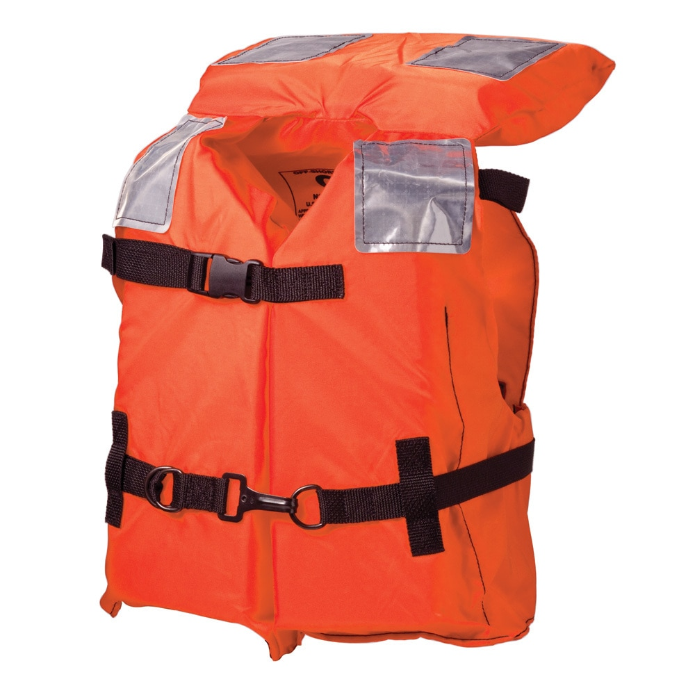 Kent Type I Vest Style Life Jacket - Child - 100200-200-002-12
