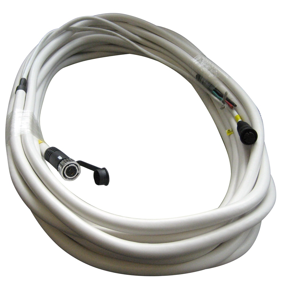 Raymarine 15M Digital Radar Cable with RayNet Connector On One End - A80229