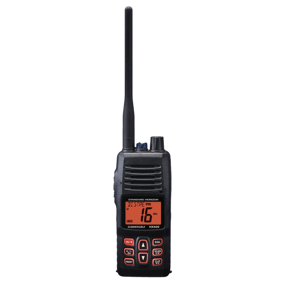 Standard Horizon HX400IS Handheld VHF - Intrinsically Safe - HX400IS