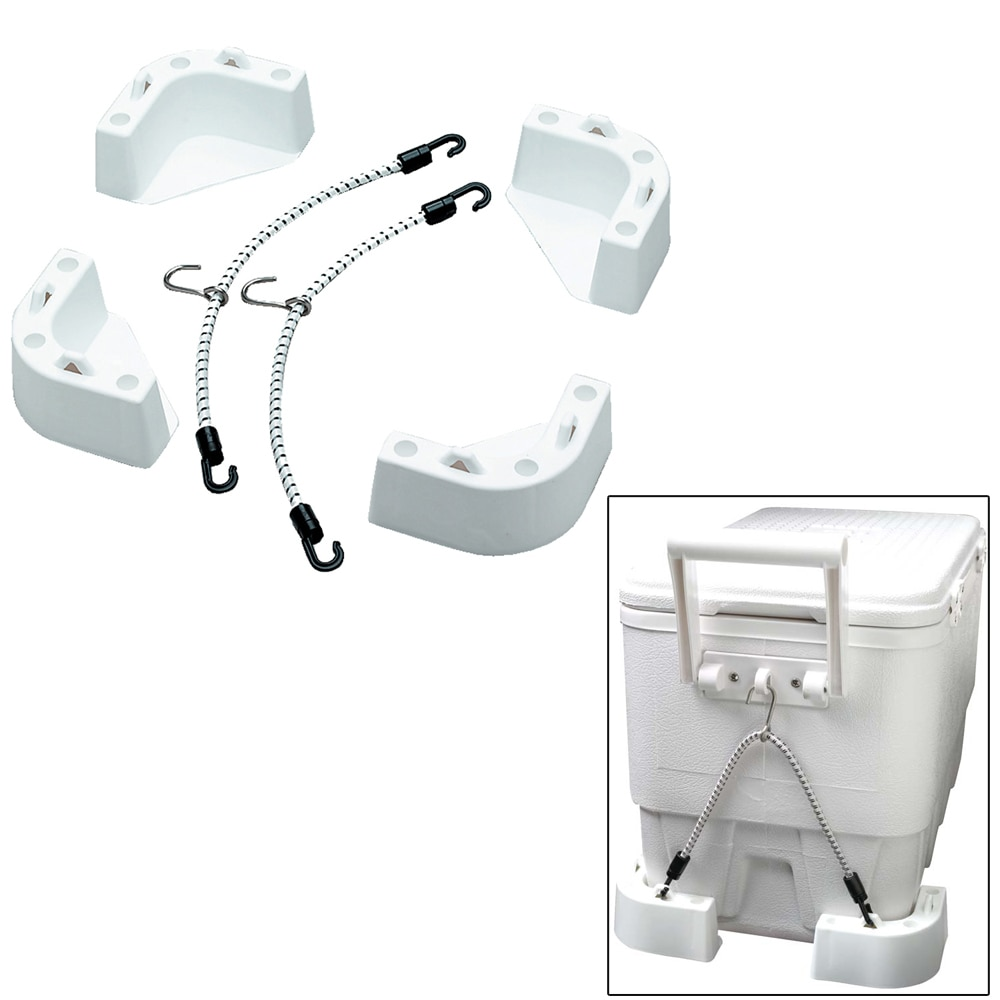 Attwood Cooler Mounting Kit - 14137-7
