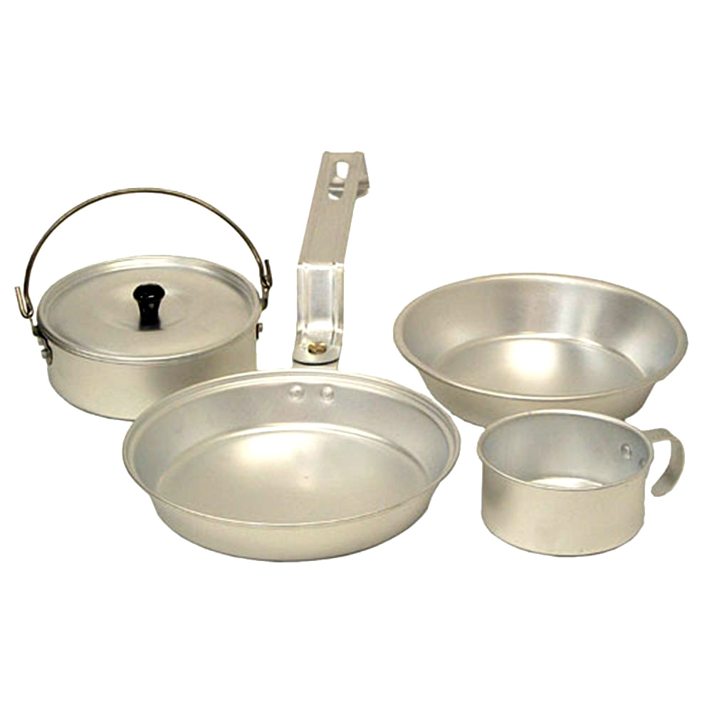 Coleman 1 Person Aluminum Mess Kit - 2000016402