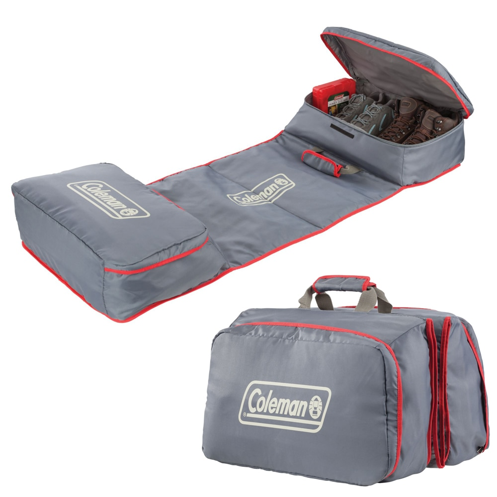 Coleman Carryall Camp Mat - Red/Grey - 2000019396