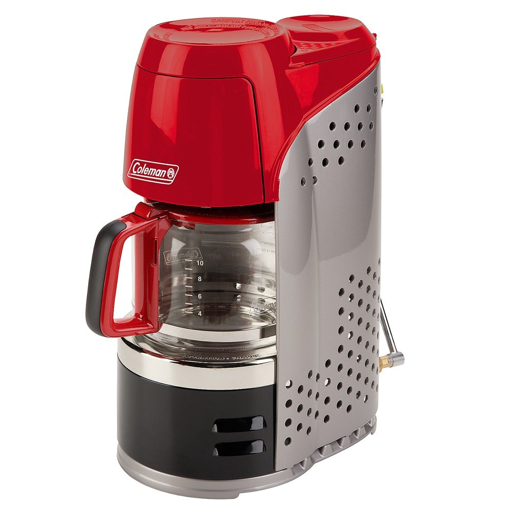 Coleman 10-Cup Portable Propane Coffeemaker - 2000020942